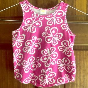 NWT Gymboree Girls SUNNY ADVENTURES Watermelon Tank Top Shirt L 10 12